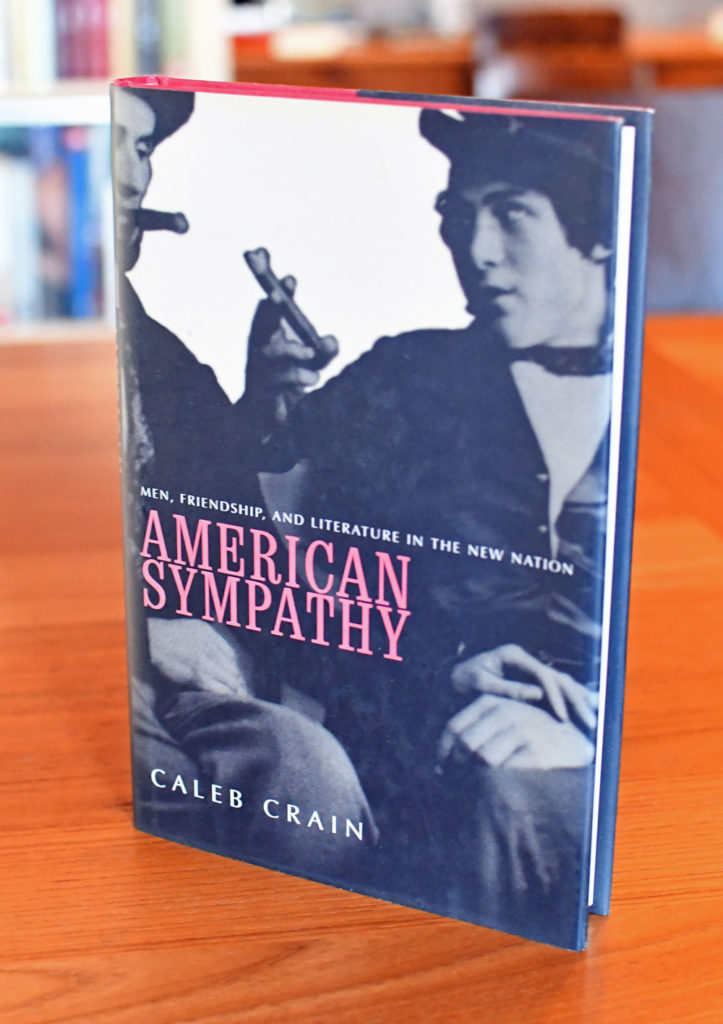 Caleb Crain, American Sympathy (physical book)