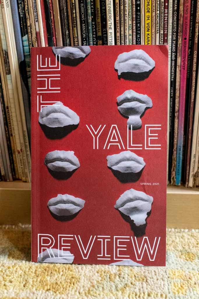 The Yale Review, spring 2021